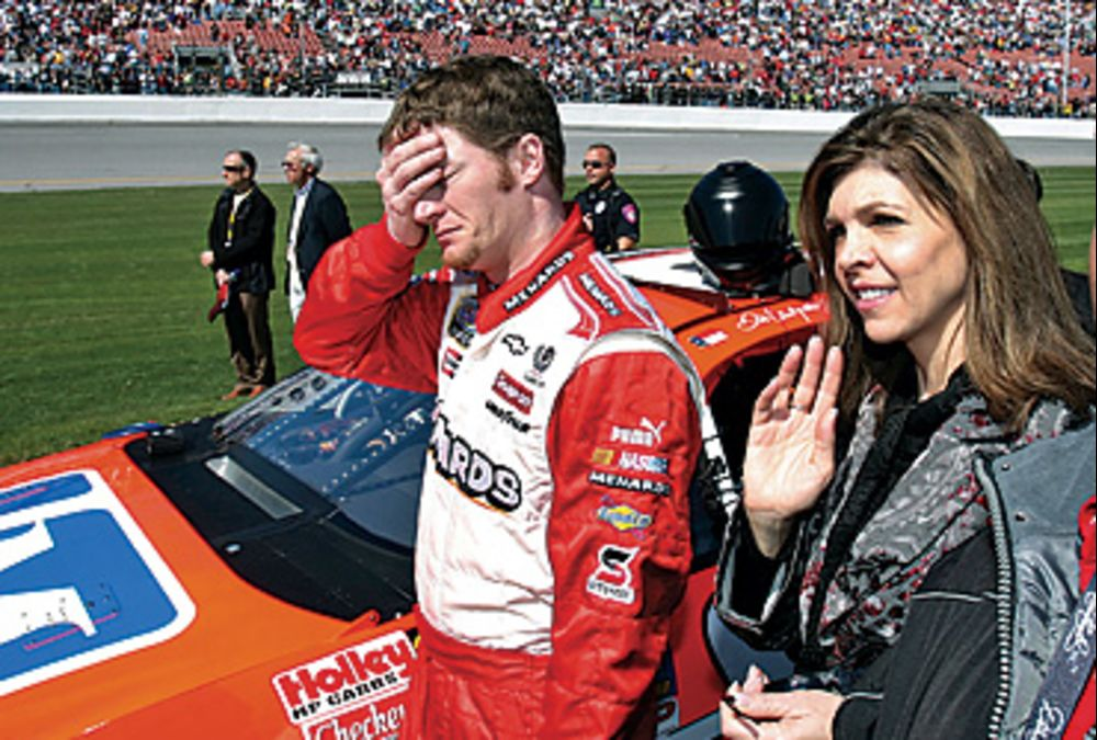 A Family Feud Jeopardizes A Nascar Brand Bloomberg Earnhardt won her first daytona 500 as a team owner when driver of the #15 chevrolet driven by michael waltrip drove his car to a win at the 2001 daytona 500. a family feud jeopardizes a nascar