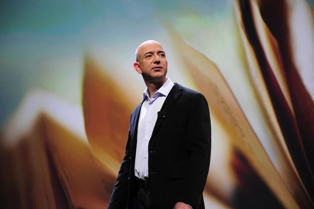 Amazon S Jeff Bezos Turns To Twitter For Philanthropy Ideas Bloomberg