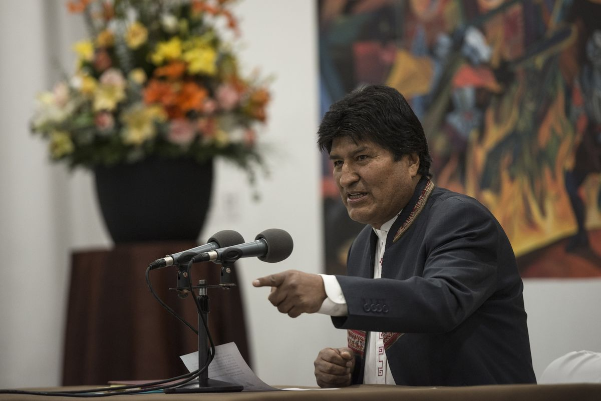 Two Killed in Bolivia's Post-Election Riots as Violence Spreads