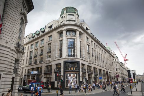 Norway's Wealth Fund Buys $576 Million of London's Mayfair