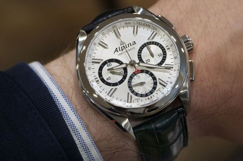 An in-house flyback chronograph for under $5,000 is great value.