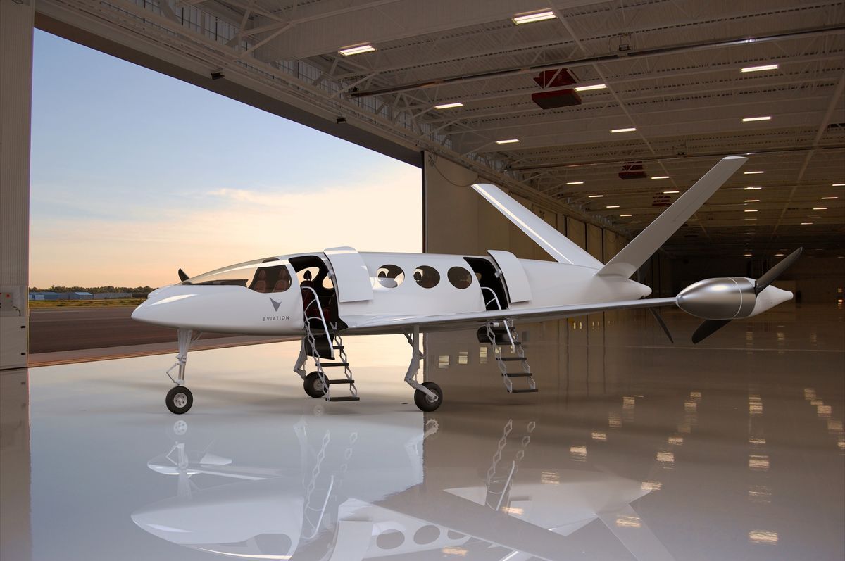 Pioneering Electric Plane Needs $200 Million for Final Push