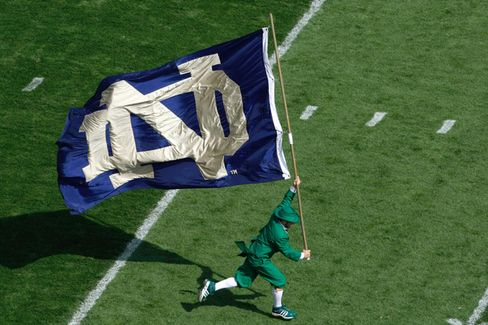 Notre Dame Tops List of Best College Business Programs