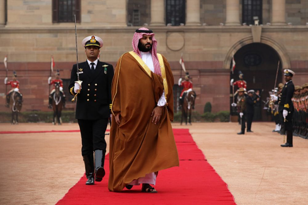 Saudi Arabia's Crown Prince Has a Chance to Play Statesman