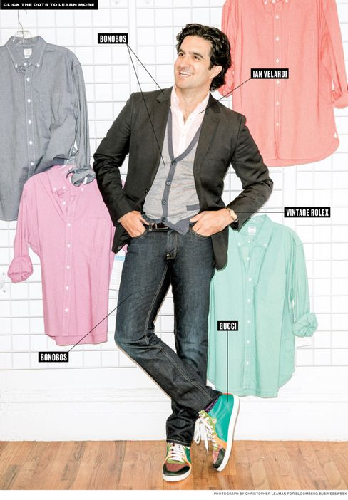 What I Wear to Work: Bonobos's Andy Dunn