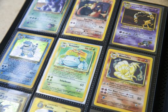 Pokémon Card Frenzy Is Making Collectors and Startups Rich