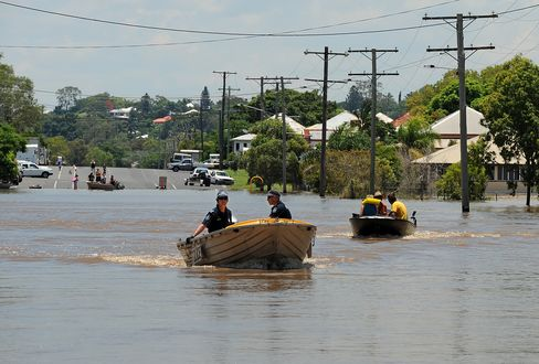 Queensland Names Major General to Lead Flood Recovery