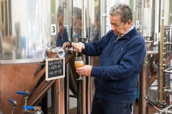 Clean-Power Beer Takes Tuscany by Storm, and California Is Next