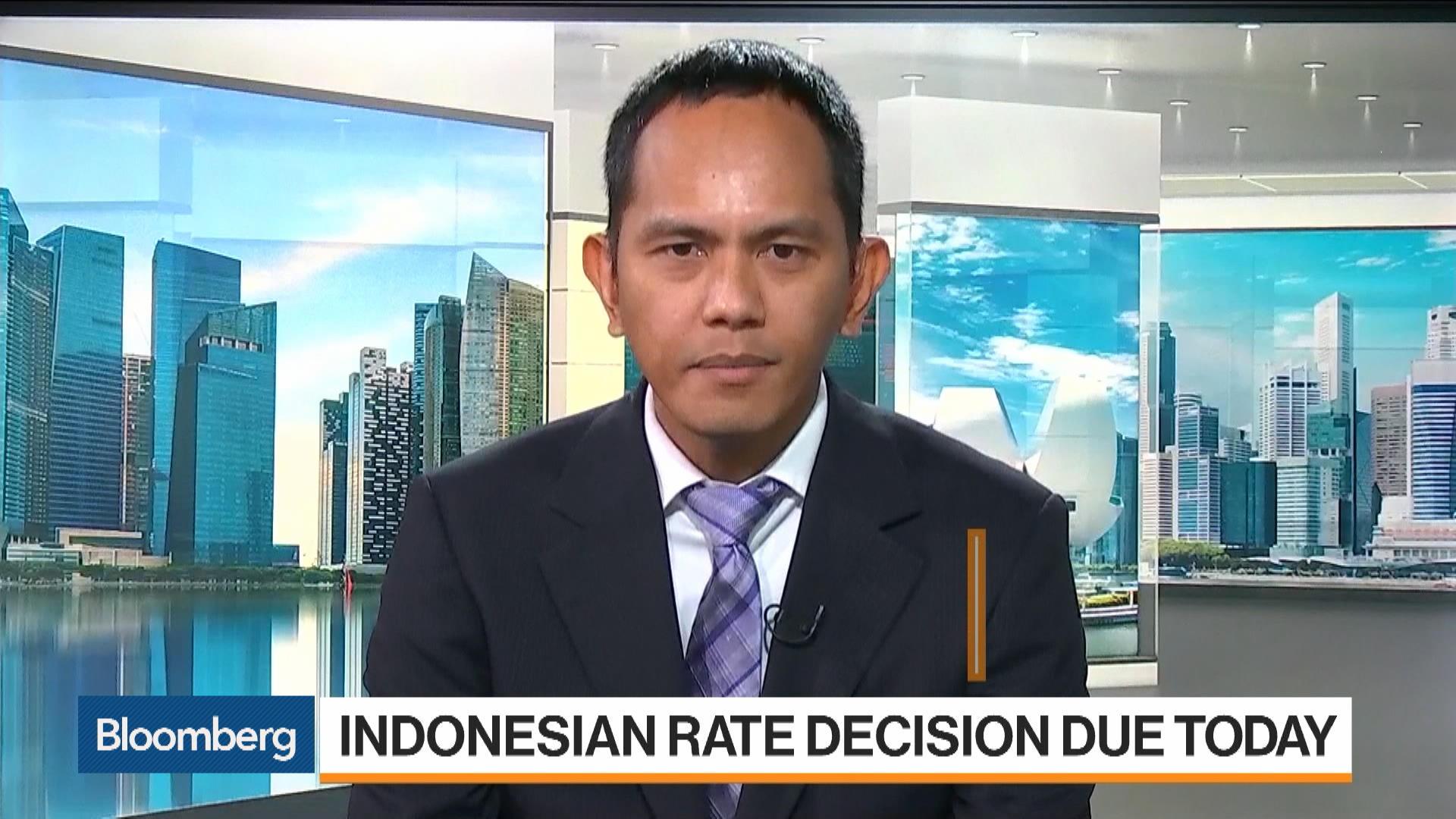 Nomura Chief Asean Economist Euben Paracuelles on Bank Indonesia Rate Decision