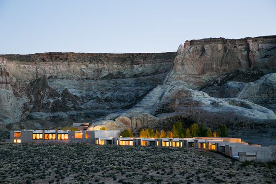 A New, Jaw-Dropping Thrill AttractionHovers Over the Utah Desert