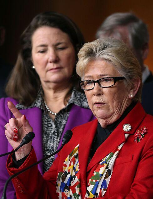 Representative Carolyn McCarthy