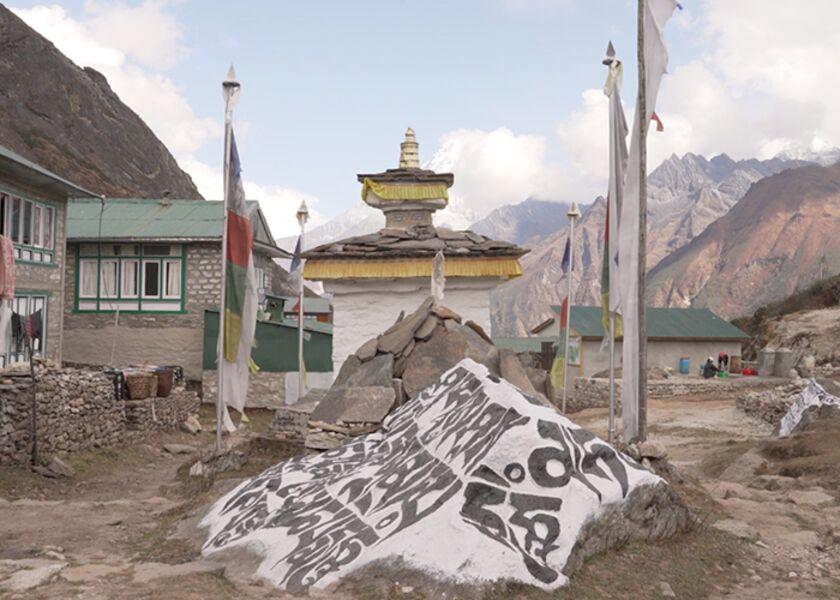 relates to Unfreezing the Everest Economy
