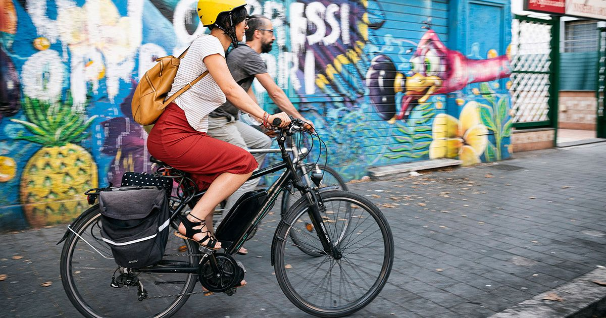 Italy's $1,000 Bicycle Bailout Pits Recovery Against Inequality
