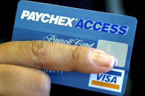 Pushback for Paychecks via Prepaid Debit Cards