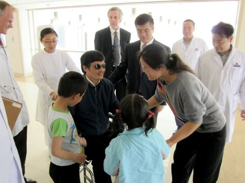 Activist Chen Guangcheng