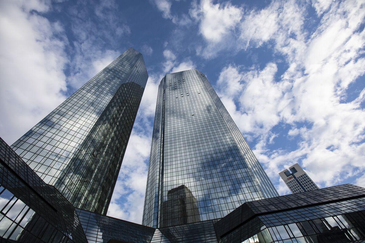 Deutsche Bank Takes Aim at Top Leadership Roles in Overhaul