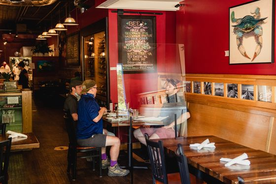 Not All Restaurants Are in a Rush to Reopen Their Dining Rooms