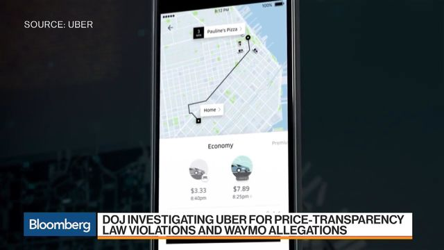 Uber Faces Five Criminal Investigations In The US
