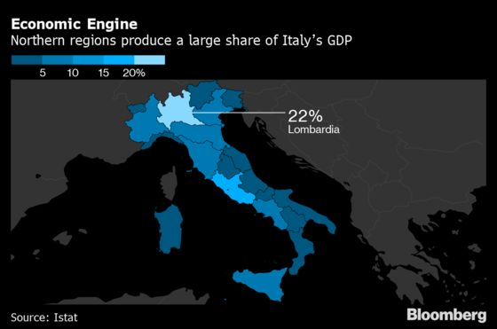 Italy Risks a Recession That Could Pummel Europe's Economy