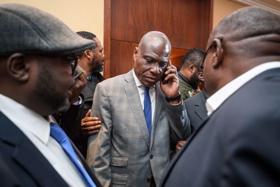 Surprise Candidate to Lead Congo Opposition Presidency Bid