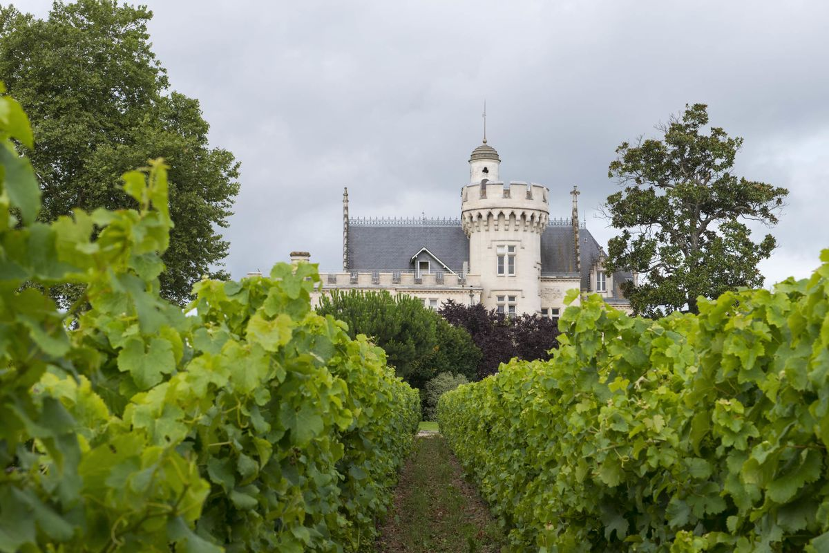 Legendary Bordeaux Chateaux Are Now Open For Meals And