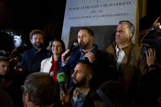 Spain's New Nationalist Party Wantsto Build a Wall to Keep Out Migrants