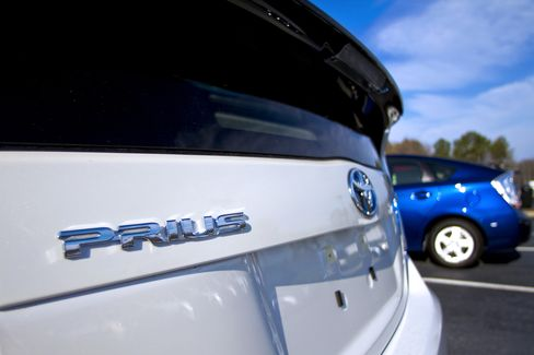 Prius Spared by Thieves Shunning Fuel Economy in Hunt for Parts