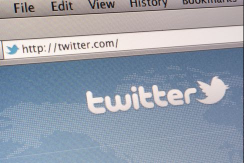 Twitter Said to Be Valued at $10 Billion as GSV Reports Holding
