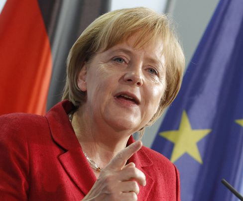 Germany Rejects Obama's Call on Growth