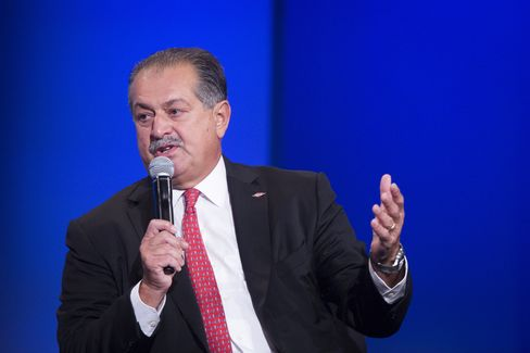 Chief Executive Officer Andrew Liveris