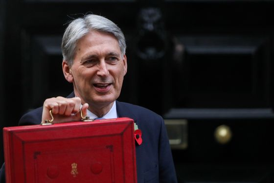 Hammond Promises End to Austerity - With a Brexit Caveat