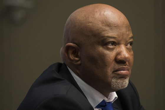 Jonas Is Said to Decline South African Finance Minister Post