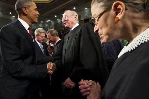 Anthony Kennedy, the Justice Everyone Is Watching