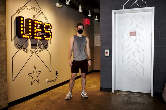 NYC's Boutique Gyms Face Operational Crunch in Reopening Studios