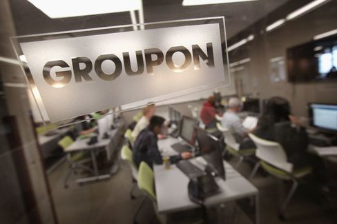 Groupon Say Ex-Sales Managers Took Secrets to Google