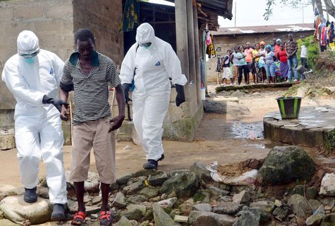 Jokes Join Jingles in Ebola-Hit Nations