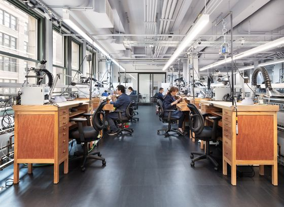Tiffany & Co. Has Built a Secret Lab to Crush Its Rivals