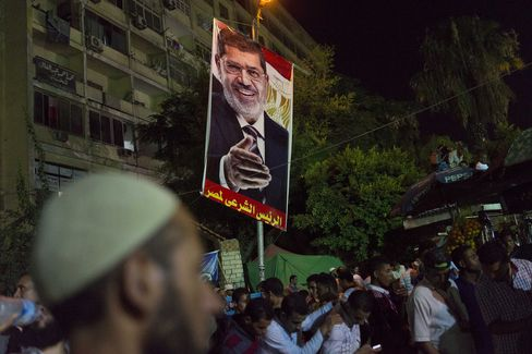 Egypt Government Seeks Talks With Brotherhood After Seven Killed