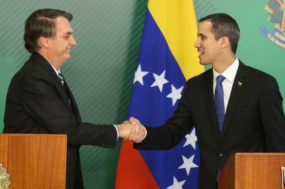 Brazil Steps Up Pressure To Push Maduro's Diplomats Out