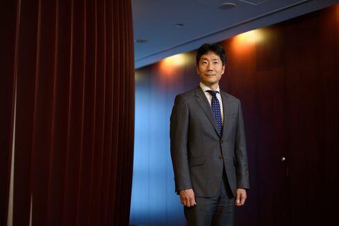 Shinsei Bank Incoming CEO Hideyuki Kudo