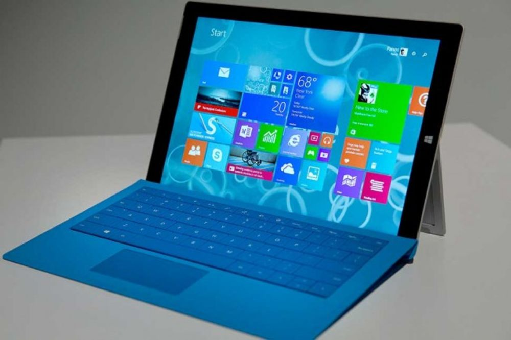 Microsoft's Surface Pro 3: The Best Tablet a Lot of Money