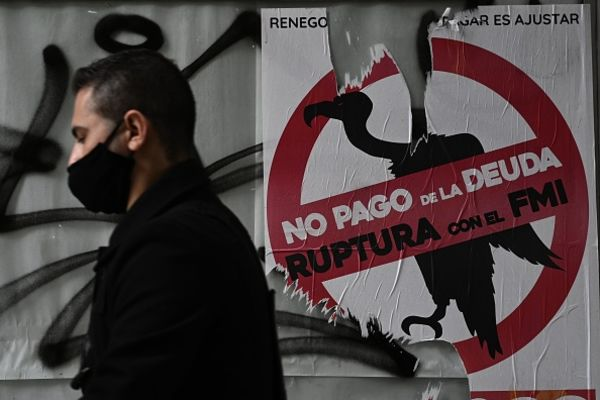 ARGENTINA-HEALTH-VIRUS-ECONOMY-DEBT