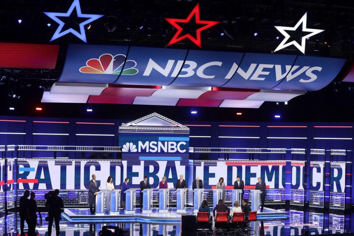 A Feel-Good Night for Debating Democrats