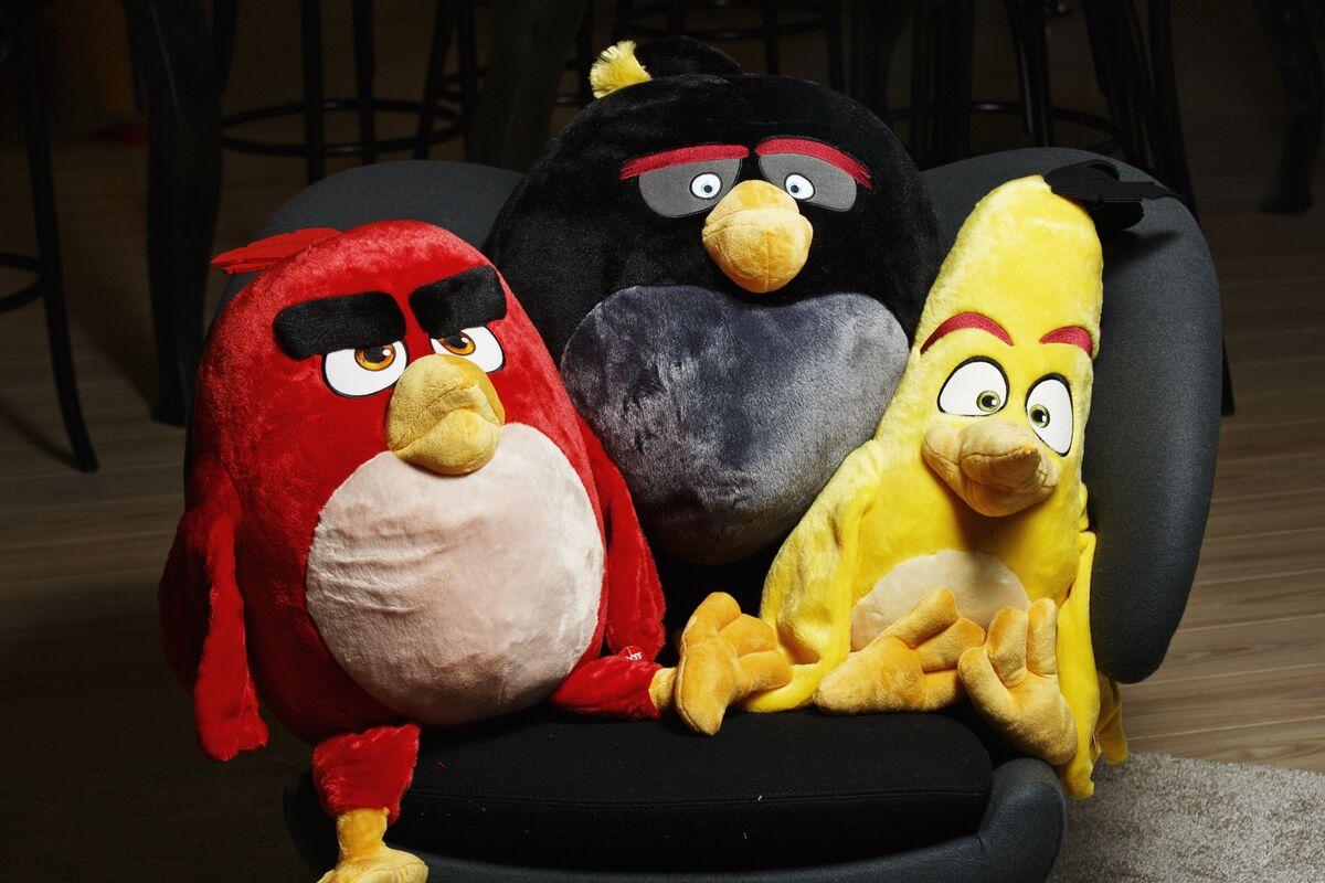 Angry Birds Maker Rovio Plummets After Profit Outlook Is Cut