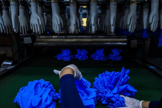 A Fifth Billionaire Emerges From Malaysia's Glove-Making Industry. But the Boom May Fade
