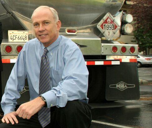 Splunk CEO Godfrey Sullivan