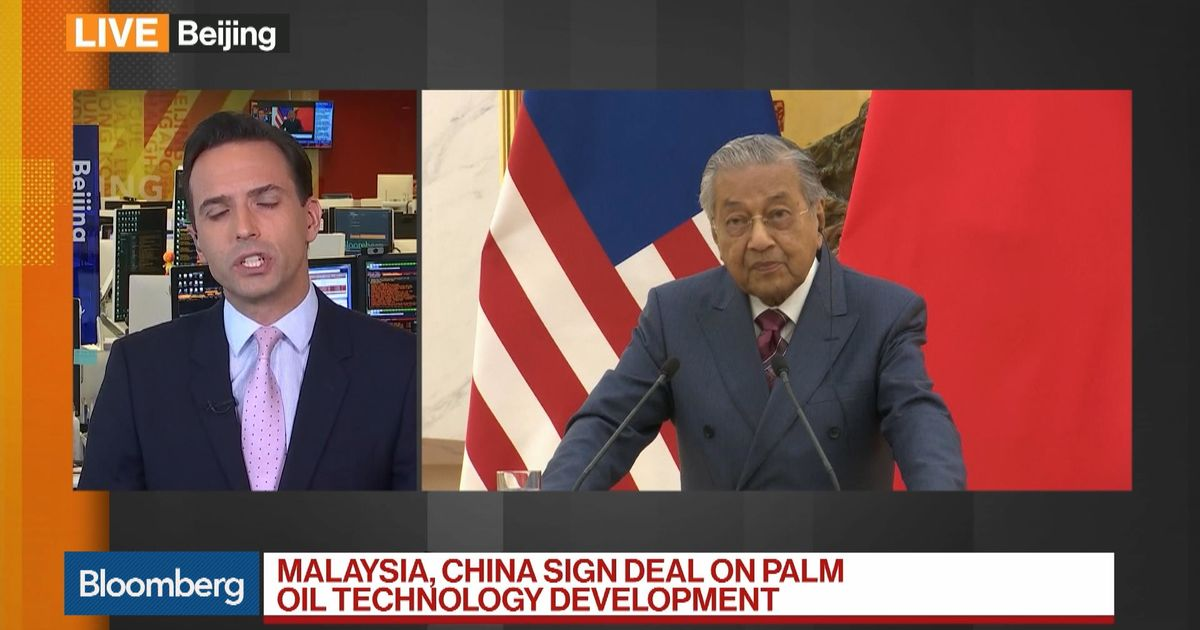 Malaysia China Sign Bilateral Currency Swap Agreement Bloomberg