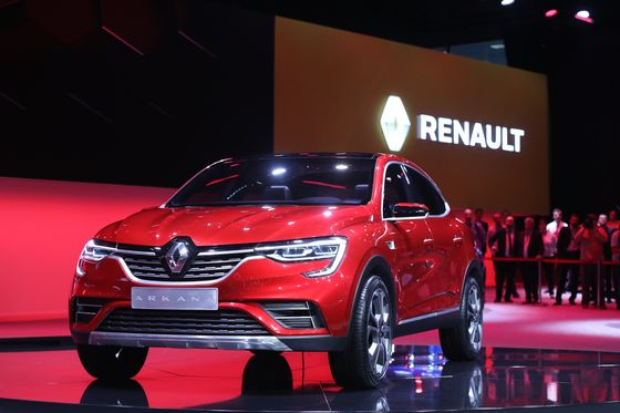 From Russia With Love, Renault Plots Revival With Sporty SUV
