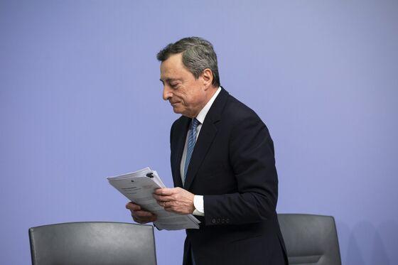 Draghi Defends Euro as Bastion Against 'Illiberal' Regimes