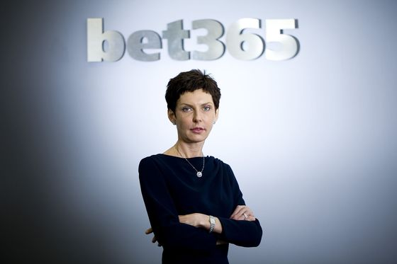 U.K.'s Richest Woman Gets $648 Million Pay From Betting Empire